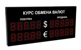 Курс валют на сегодня в МКБ