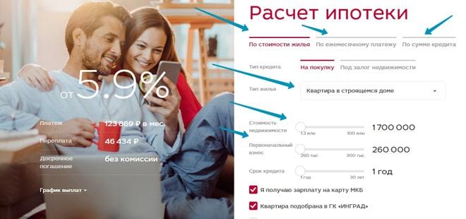 Изображение - Ипотека в московском кредитном банке мкб 2019 калькулятор, условия и отзывы клиентов 1-min